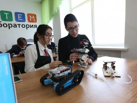 Как STEM-обучение улучшает успеваемость учащихся столичных школ