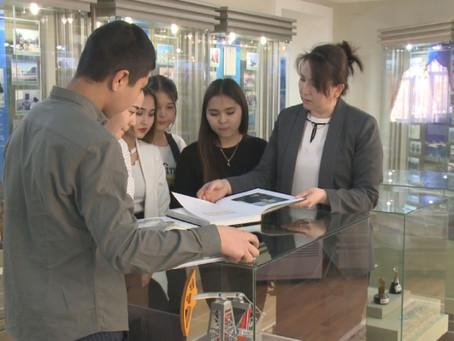 Выставка ко Дню Первого Президента открылась в музее Кызылорды