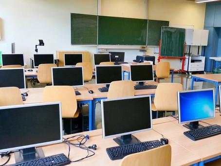 Полностью обновлен компьютерный парк в школах Карагандинской области