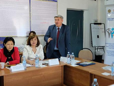 Круглый стол «Перспективы профориентационной работы в организации профильной подготовки школьников»