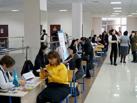 150 вакансий представили для молодежи столичные работодатели