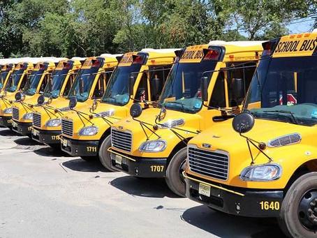 Семейде мектеп оқушыларын тасымалдайтын автобустар құрастырылуда