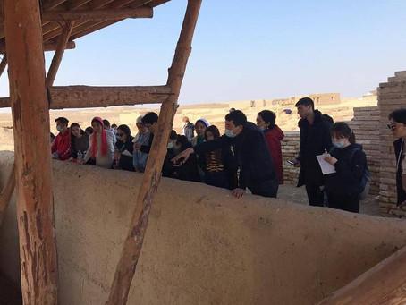 Семинар-тренинг для гидов проходит в Туркестане