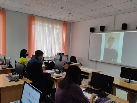 Онлайн-конкурс видеороликов «Қазақ тілі - бабамның тілі, баламның тілі» прошел в Акмолинской области