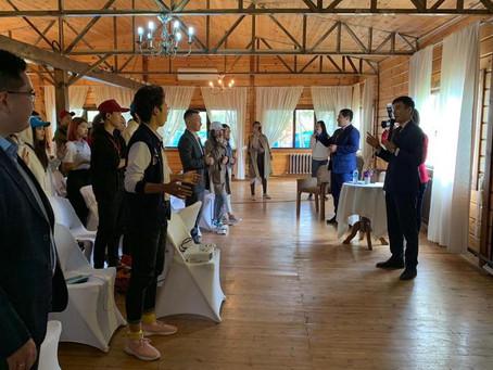 Молодежный лагерь «Jastar jаlyny сamp»: участники рассказали о социальных проектах