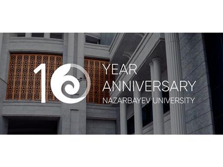 10-летие Назарбаев Университета: результаты развития