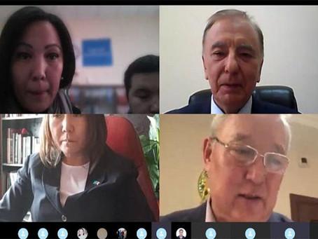 Видео-конференция, посвященная Международному дню франкофонии