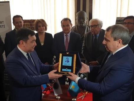 Год Абая стартовал в Азербайджане