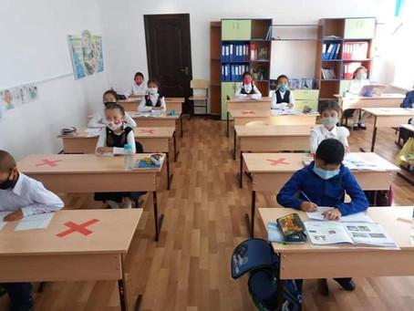 Молодые учителя приехали работать в район Байтерек ЗКО