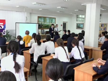 Конкурс «Абай на трех языках» провели среди школьников в Павлодаре