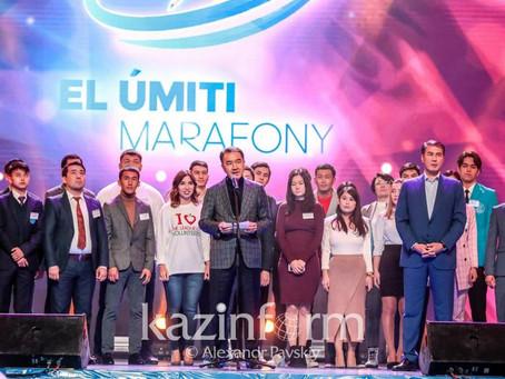 Бакытжан Сагинтаев: Мы помогаем молодежи реализовать «алматинскую мечту»