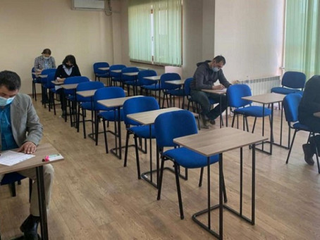 Уровень языковой подготовки преподавателей НУО оценят в Кембридже