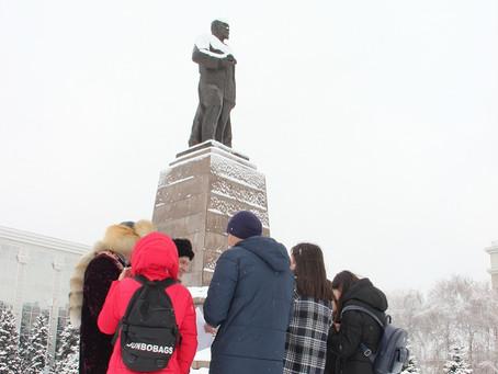 Квест в честь 175-летия Абая прошел в Усть-Каменогорске