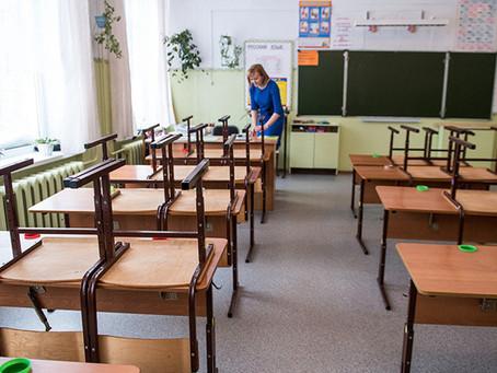В школах и детсадах Усть-Каменогорска начался ремонт