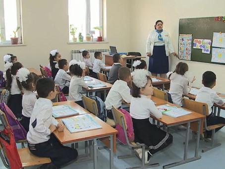Три новые школы сдадут в Мангистауской области до конца года