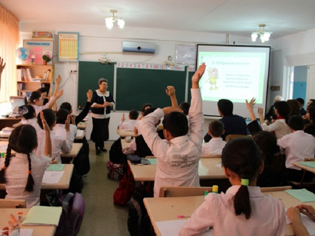 Лучшие педагогические коллективы Алматы наградят ко Дню учителя