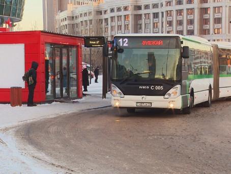 Бесплатным станет проезд для детей в столичных автобусах