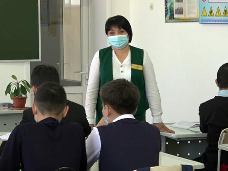 Казахстанский педагог номинирована на премию «Учитель мира»