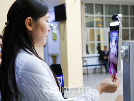 В столичных школах презентовали систему распознавания лиц
