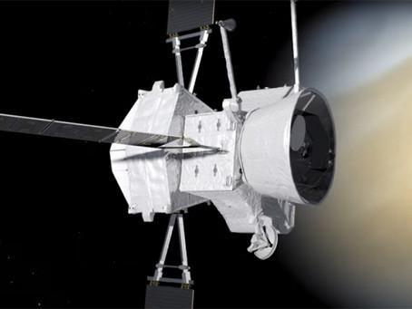 Зонд BepiColombo успешно совершил сближение с Венерой на пути к Меркурию