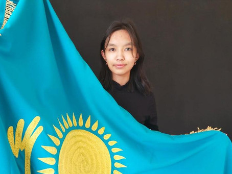Павлодарская школьница завоевала «бронзу» олимпиады по математике в Якутии
