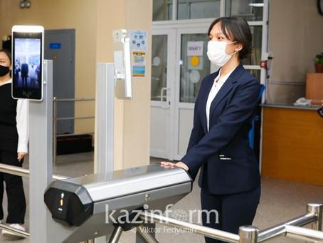 Как усиливают вопросы безопасности в школах Казахстана