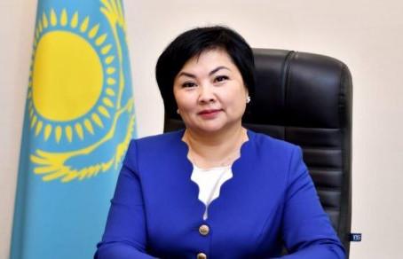 Вице-министр образования озвучила свою заработную плату