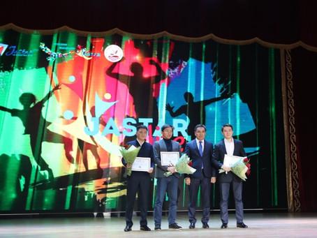 В Атырау прошел молодежный форум «Jastar Life»