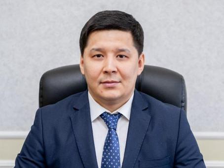 Новый ректор в Kozybayev University