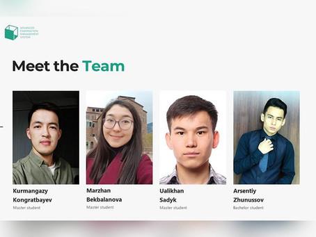 Казахстанская команда стала финалистом международного конкурса Microsoft