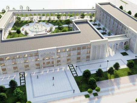 Международный университет туризма открылся в Туркестане