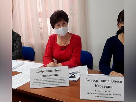 В Акмолинской области определили лучшего педагога – психолога