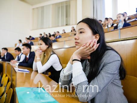 ҰБТ: Университетке оқуға түсу үшін қанша балл жинау керек