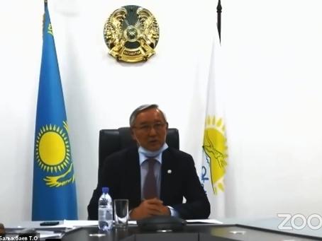 Ректор Т.Балыкбаев: все вопросы будем решать поэтапно