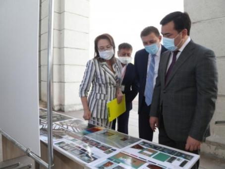 Все школы и детские сады отремонтируют в этом году в Караганде