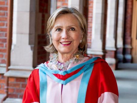 Хиллари Клинтон стала ректором университета
