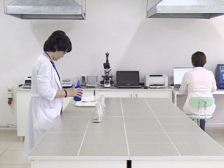 Лаборатория почвенных исследований открылась в КазАТУ