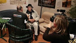 Interview d'Igaal Niddam président du jury du 9ème Ciné Festival en Pays de Fayence