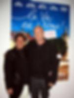 Gérard Krawczyk venu présenter son dernier film La vie est à nous lors de la 3ème édition du Ciné Festival en Pays de Fayence