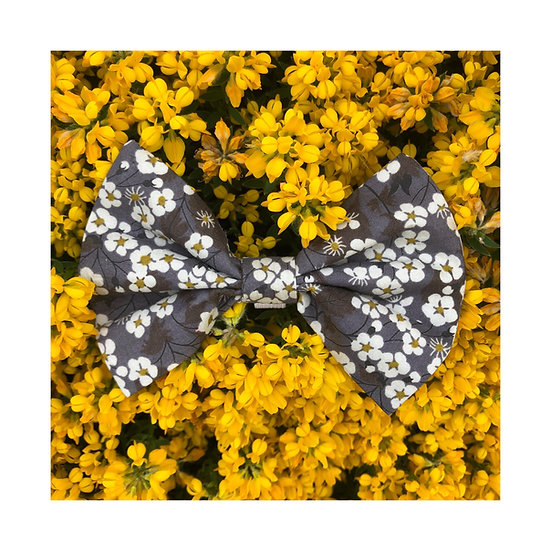 Noeud Papillon Liberty Gris / Taille L