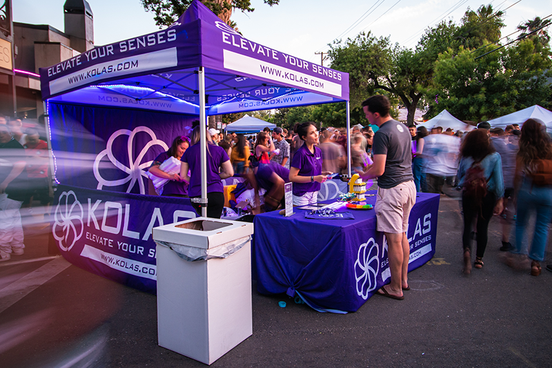 Medical/Recreational Dispensary Booth