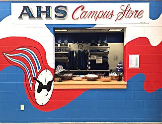Open Day for the Ashland High School Clocker Store (AHS Campus Store).