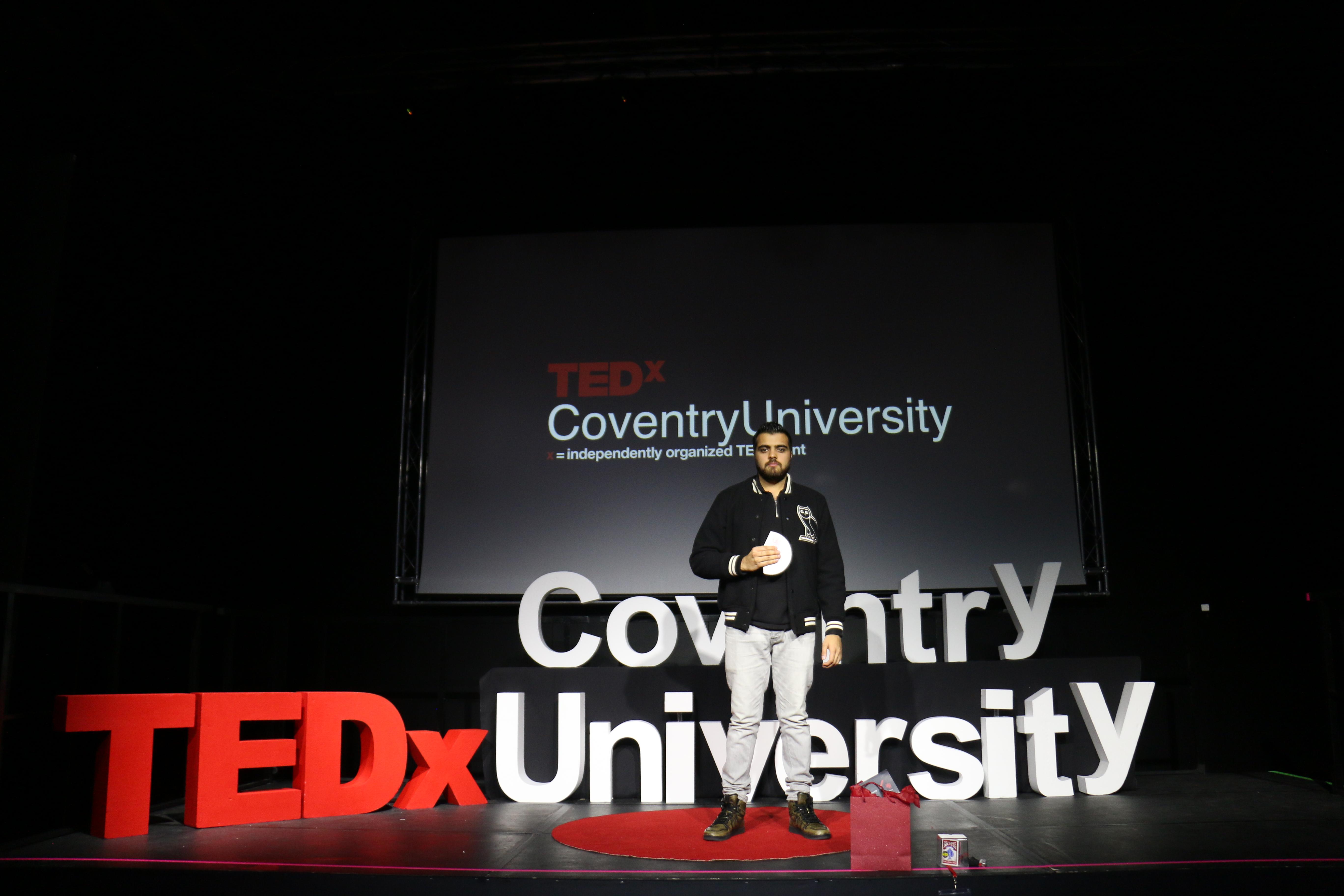 TEDx Coventry University 2018