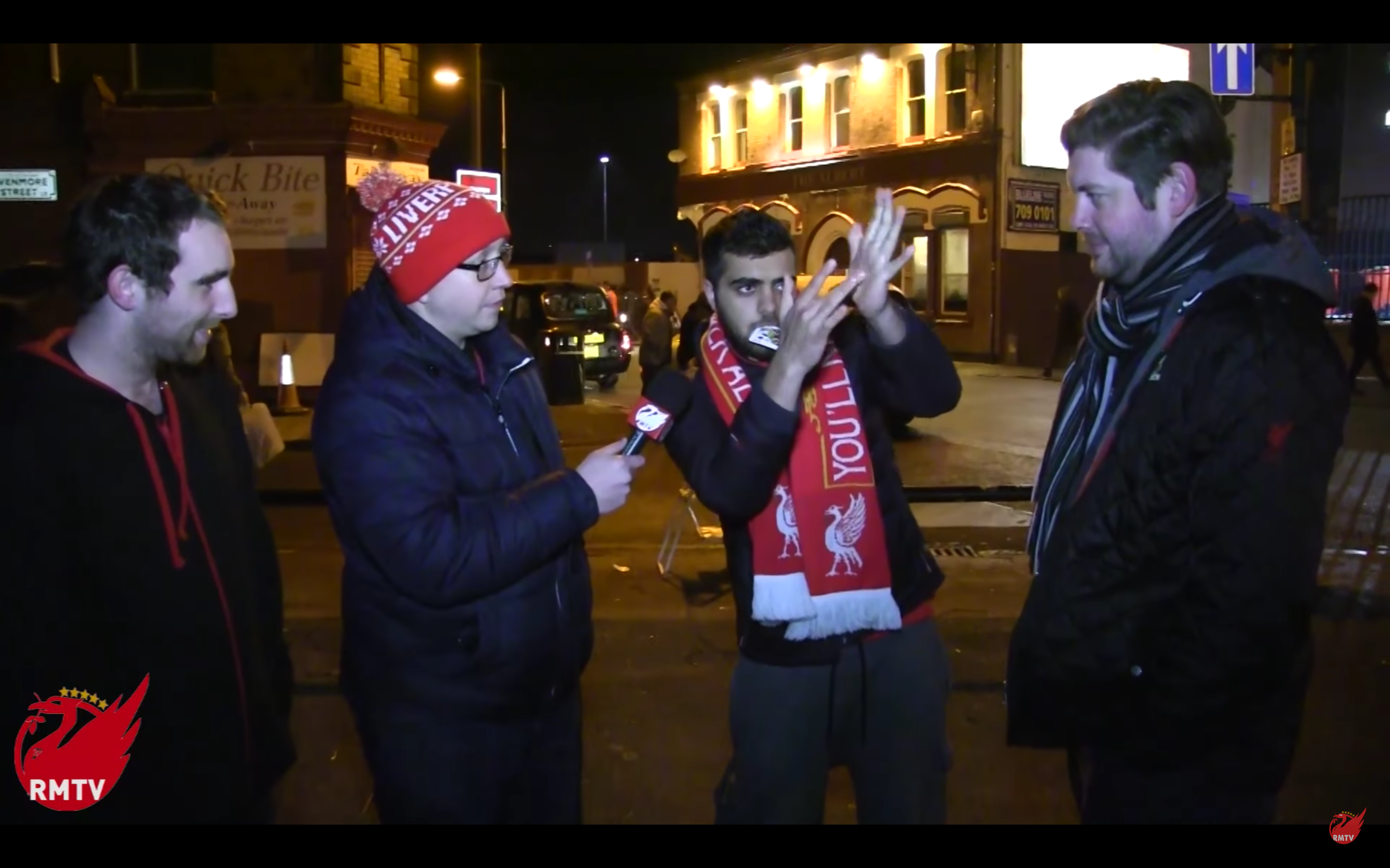 Magic with the Redmen TV