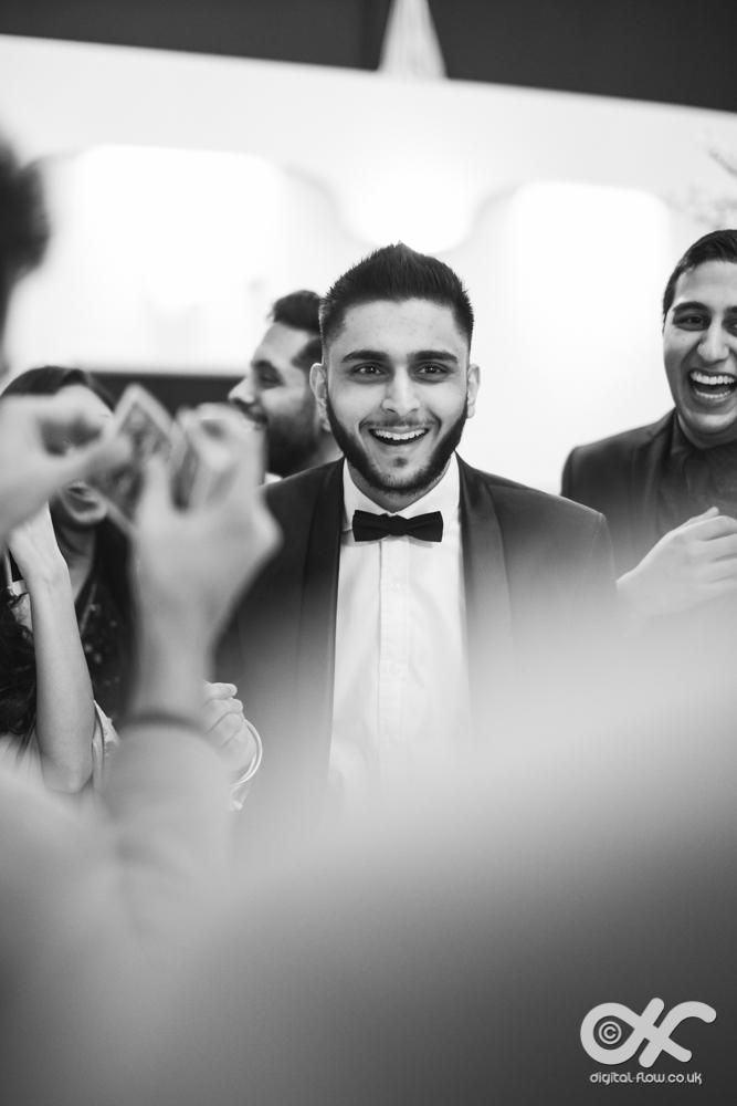 Coventry University Hindu Soc. event