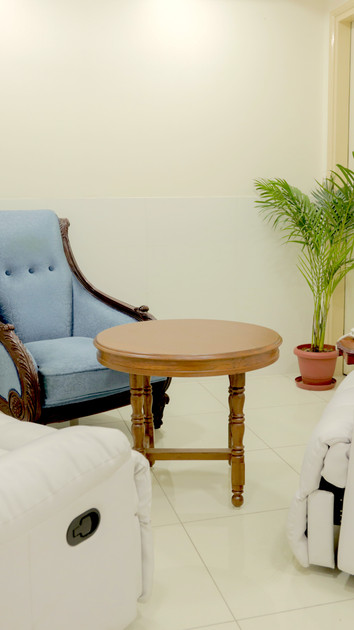 Psychotherapy Room