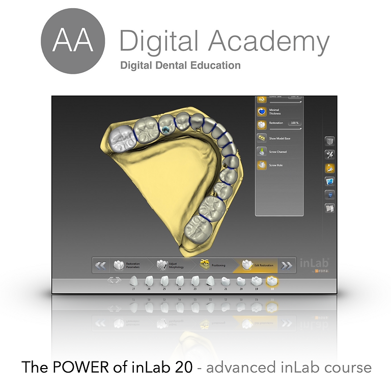 The Power Of inLab 20