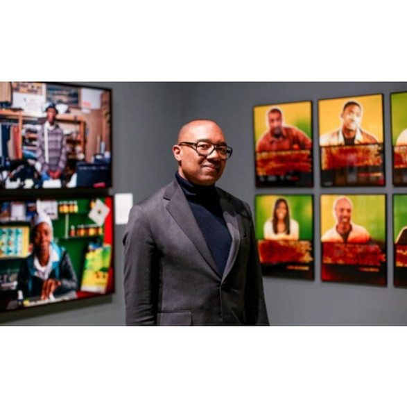 Kenneth Montague: Breaking Down Barriers With Black Art