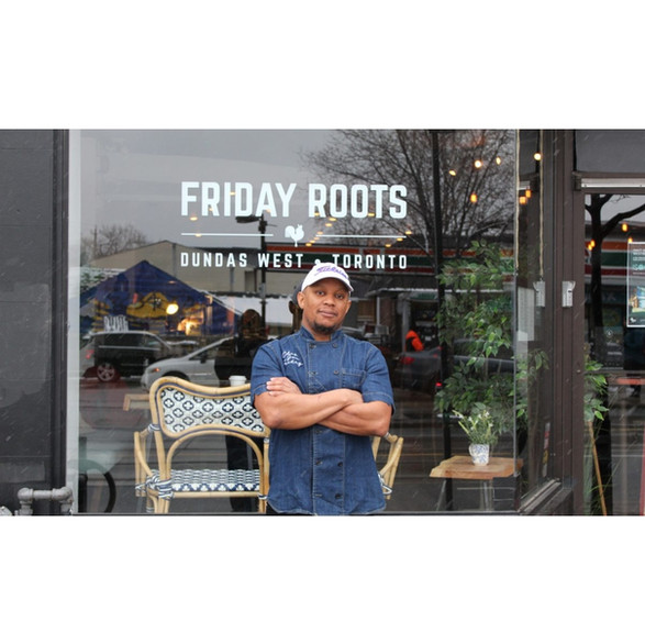 Joe Friday Brings His Southern Roots Around The World & Back