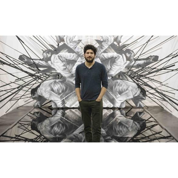 Aaron Li-Hill: Reimagining A World In Peril Through Art